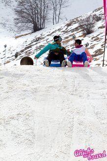 Non solo snowboard