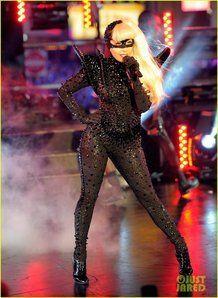 Lady Gaga Cat Woman