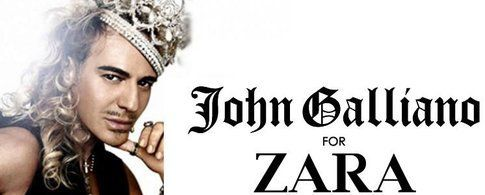 John Galliano per Zara