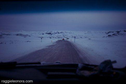 Da qualche parte in Islanda