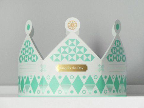 Corona di carta