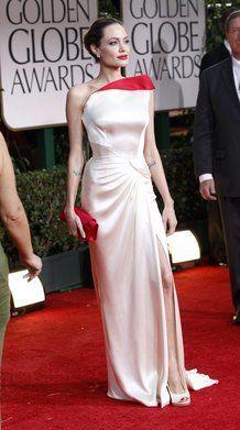 La mia idea dell'eleganza: stupenda Angelina!