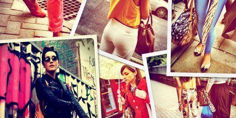 Instagram fashion challenge