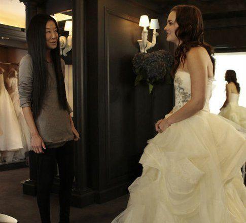 Vera Wang su Gossip Girl