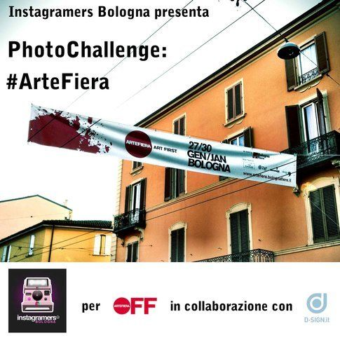 Challenge Instagramers Bologna