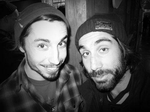 Marco Concin e Federico Faldella