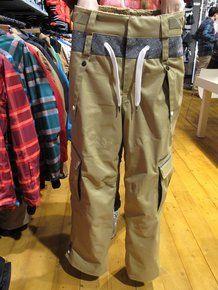O'Neill ha presentato dei pantaloni da snow veramente stilosi