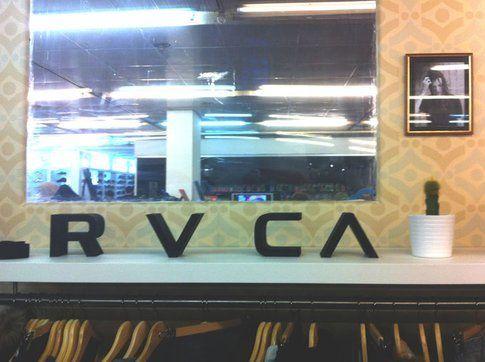 Negozio RVCA