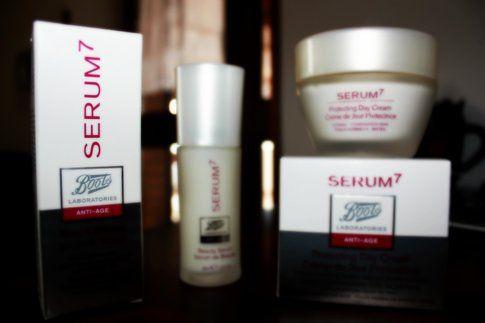 Serum 7 una nuova prova di bellezza