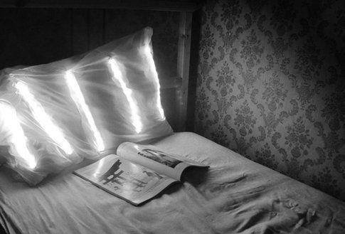Luminube il cuscino che s'illumina