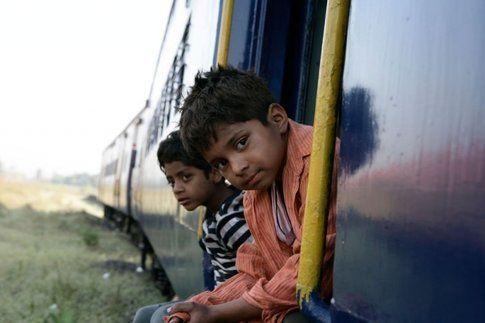 I piccoli protagonisti di The Slumdog Millionaire