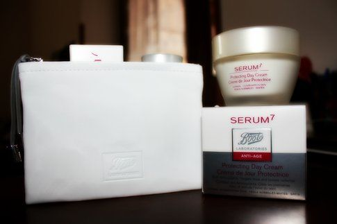 Serum 7 siero di bellezza e crema idratante