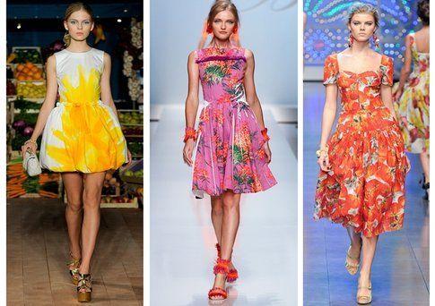 Colori primavera-estate 2012