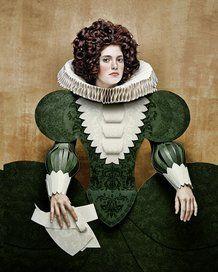 Le dame di cartone di Christian Tagliavini