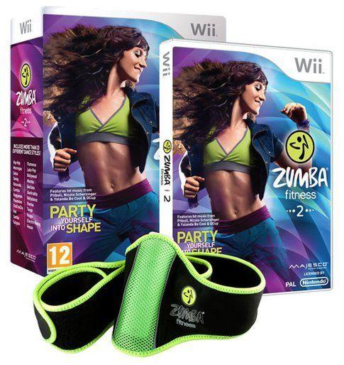 Il nuovo Zumba Fitness per Xbox360 e Wii