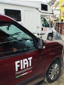 Fakie Mobil e F-tech FFT