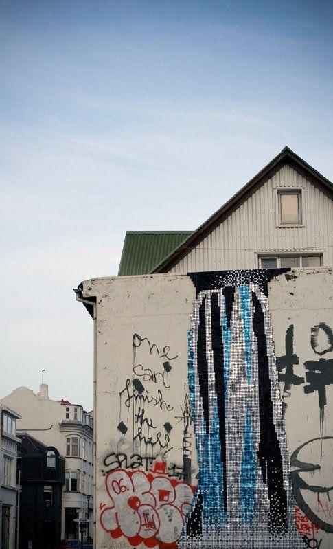 "Street art e natura: la trilogia ""The Mountain Series"""