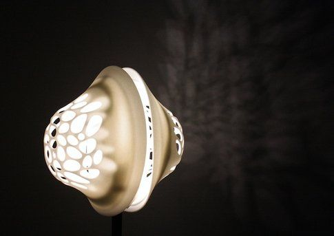 Mirco Montecchi, Shell lampada