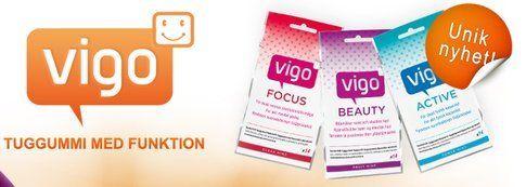 Vigo Beauty Gum