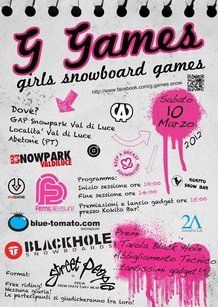 G Games al GAP Snowpark