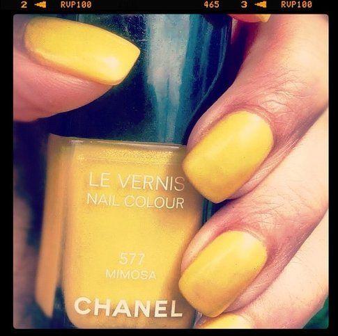 Chanel, Le Vernis, 577 Mimosa