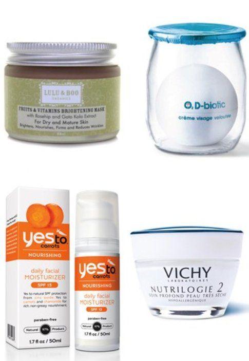 prodotti per la pelle secca