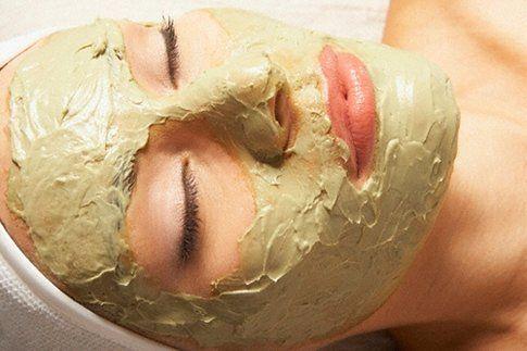 Maschera fai-da-te per il viso