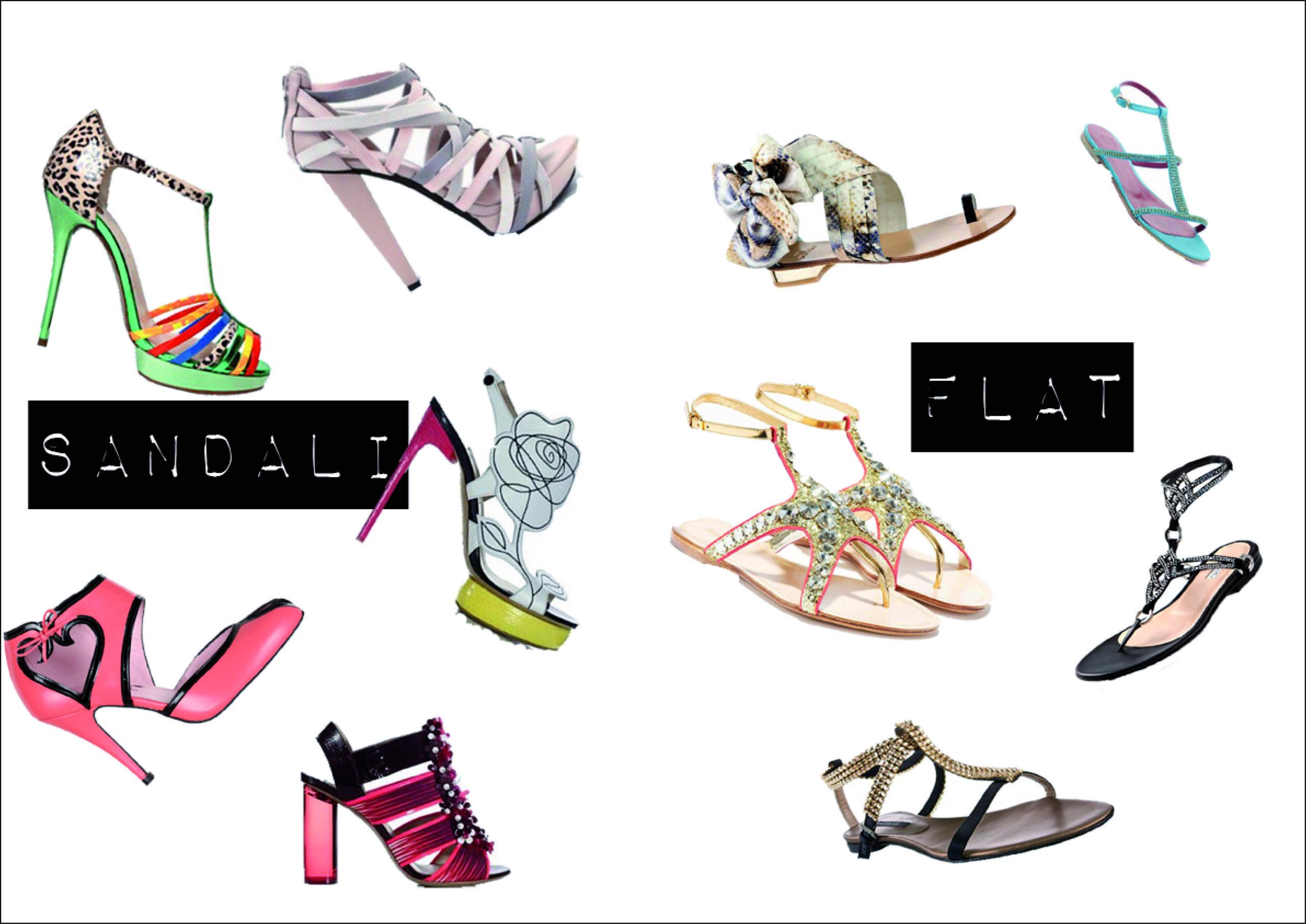 Nuove forme ai nostri piedi: ecco le scarpe per la primavera!