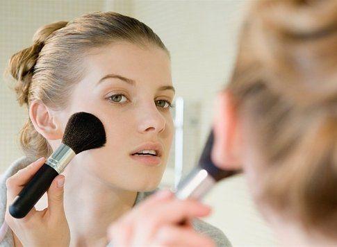 Lo specchio, aiutante di bellezza