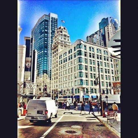 San Francisco Downtown - Foto di Antonio Jodice