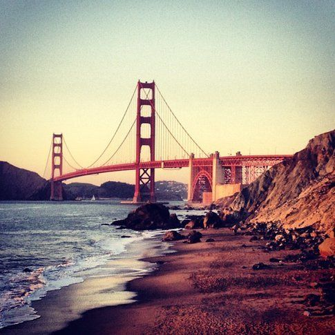 San Francisco Golden Gate - Foto di Tanzen