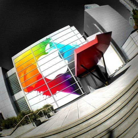 Apple @ Yerba Buena Center for the Arts - Foto di Luca Persichetti