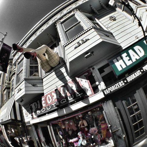 Insegne @ Haight Ashbury - Foto di Luca Persichetti