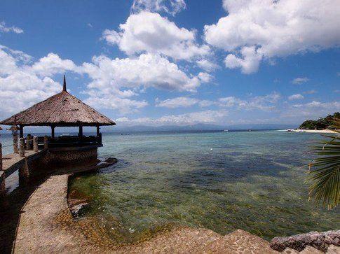 """Vista dal """"Dolphine House Resort"""" - Foto di Flavio Scotto"""