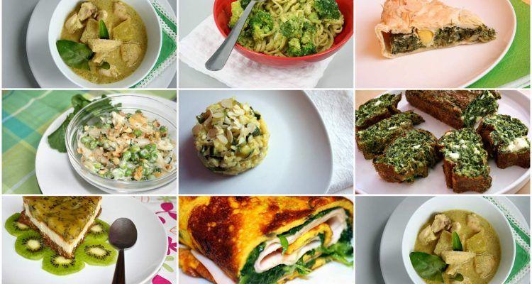 La cucina di primavera veloce verde e vitale bigodino - La cucina verde ...