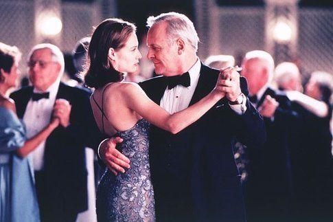 La scena dell'ultimo ballo insieme in Vi presento Joe Black.