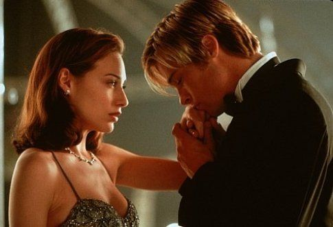 L'amore impossibile tra Susan e joe Black, la morte.