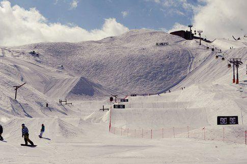 Parte dello snowpark DC Area 43
