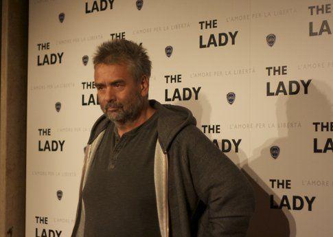 Luc Besson - Foto di Simona Forti