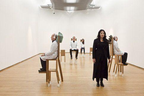 """""""The Abramović Method"""", Marina Abramović (2012)"""