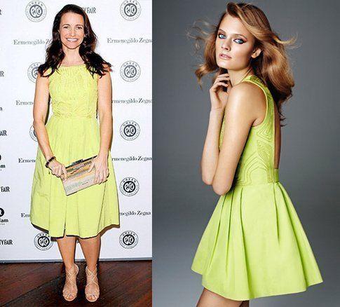 Kristin Davis in H&M