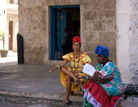 Plaza de la Catedral La Habana Cuba - Foto di Simona Forti