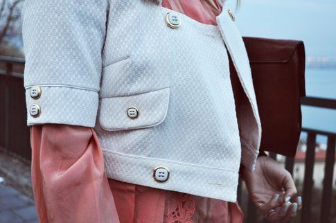 L'outfit primaverile di Valentina