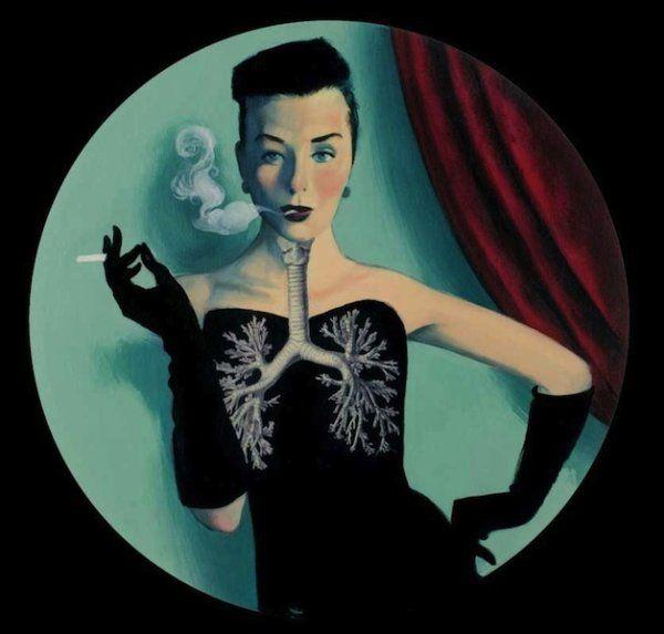 Inquietanti ed eleganti: le donne di Fernando Vicente