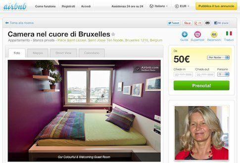 Airbnb - soluzione