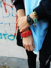 qualche accessorio per essere sempre alla moda