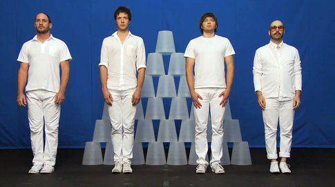 OkGo - White Knuckles