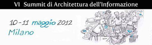 VI summit di architettura dell'informazione