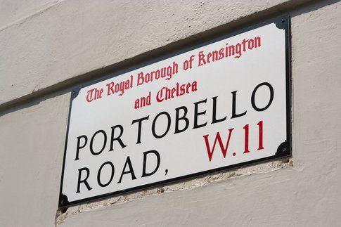 Portobello Road - Foto di Simona Forti