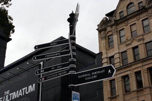 Leicester Square - Foto di Simona Forti